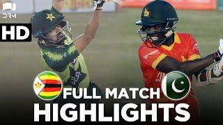 Full Match Highlights | Pakistan vs Zimbabwe | 1st T20I 2020 | PCB | MD2L