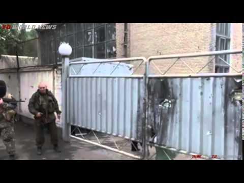 Ukraine crisis: Rebels abandon Sloviansk stronghold
