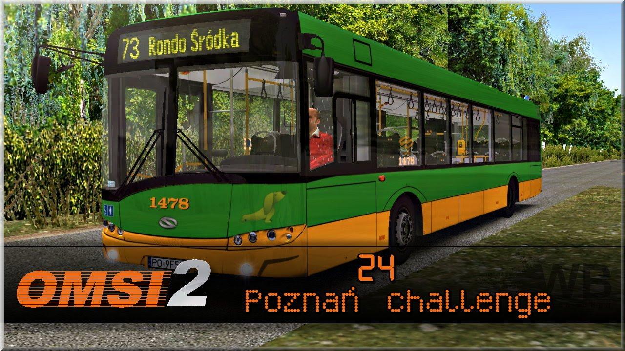 """OMSI 2 – #24 """"Poznań challenge"""""""