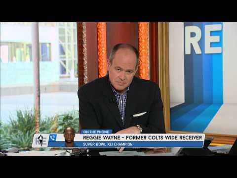 Former Colts WR Reggie Wayne on Peyton Manning