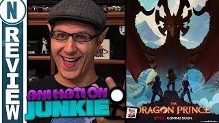 Animation Junkie: The Dragon Prince Season 1