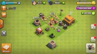 Clash Of Clans Hack/Mod #No Root 100000% Working 2017!!(In हिन्दी)