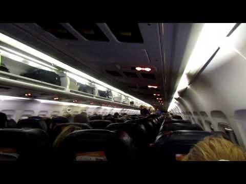 Allegiant Air MD-83 Trip Report