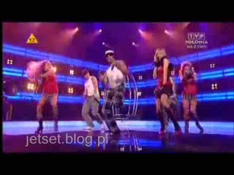 The Jet Set - Time to party (Eurovison 2007 Poland live)