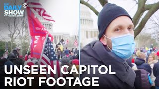 Mapping the January 6th Attack on the Capitol | The Daily Show