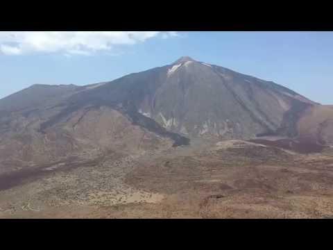 Pico de Montaña El Teide, Tenerife, Spain