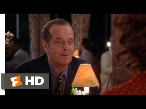 You Make Me Want to Be a Better Man - As Good as It Gets (7/8) Movie CLIP (1997) HD