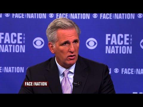 Kevin McCarthy: U.S. forces