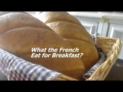 What the French Eat - Decline of the French Breakfast Revisited
