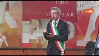 Manfredi sindaco di Napoli: «Emozionato, ma so che la città vuole ripartire»