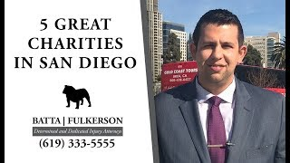 Batta Fulkerson: 5 San Diego Charities We Proudly Support