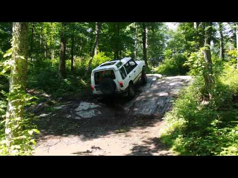 mettowee offroad park land rover discovery youtube. Black Bedroom Furniture Sets. Home Design Ideas