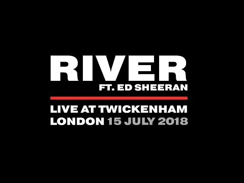 Eminem - River ft. Ed Sheeran (LIVE AT TWICKENHAM 2018) Mp3