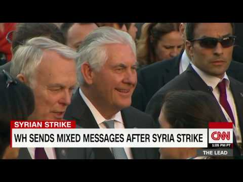 US missile strike took out 20% of Syria