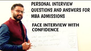 personal interview question for mba admission 2017 gd pi questions 2017