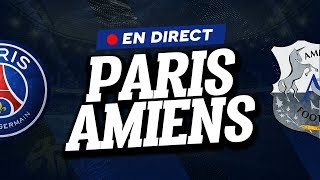 Download Video 🔴 [ DIRECT / LIVE ] PSG - AMIENS // Club House MP3 3GP MP4