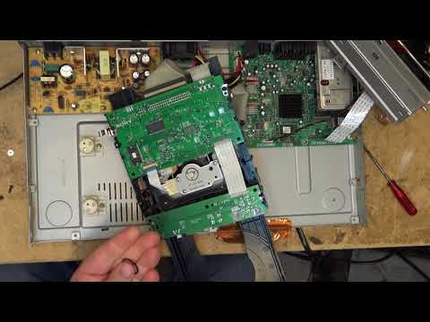 Liteon LVW 5005 DVD Recorder service