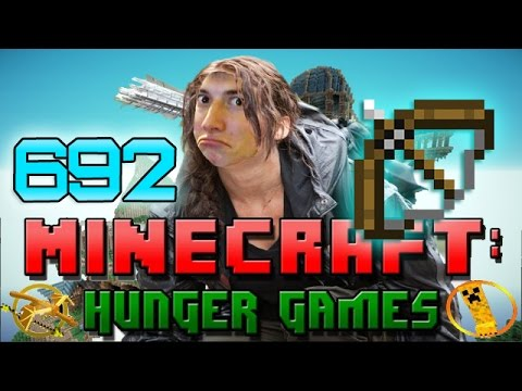 Minecraft: Hunger Games w/Bajan Canadian! Game 692 - King of Ping!