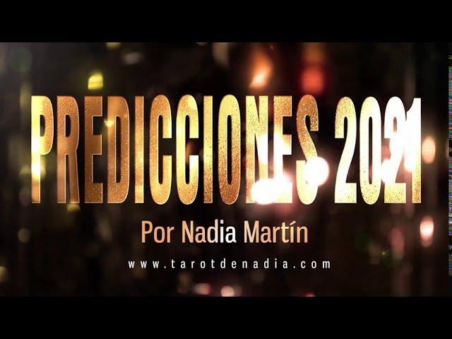 🔵▶Conoce Ahora! Tus | PREDICCIONES 2021 | 🍀