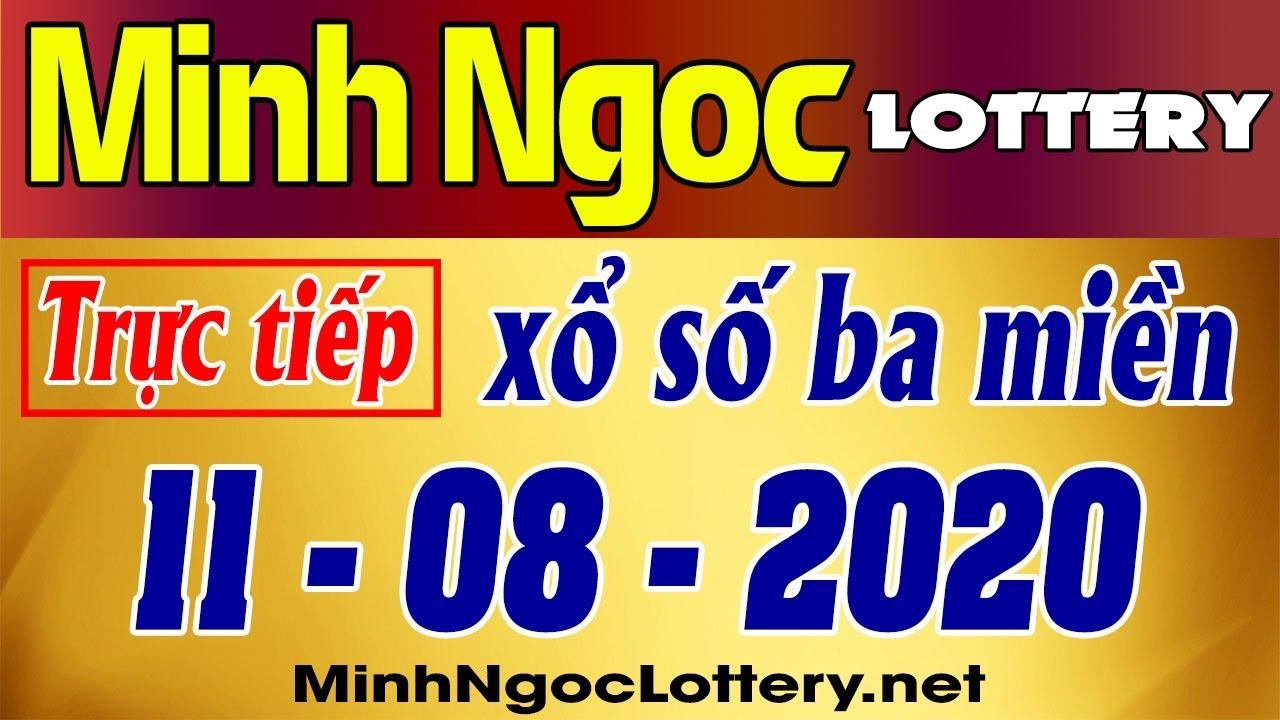 Minh Ngoc Lottery - Trực tiếp xoso 3 miền, xsmn, xsmb thứ 3 11/08/2020