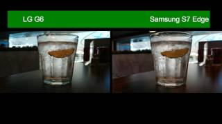 LG G6 vs Samsung S7 Edge Camera Comparison