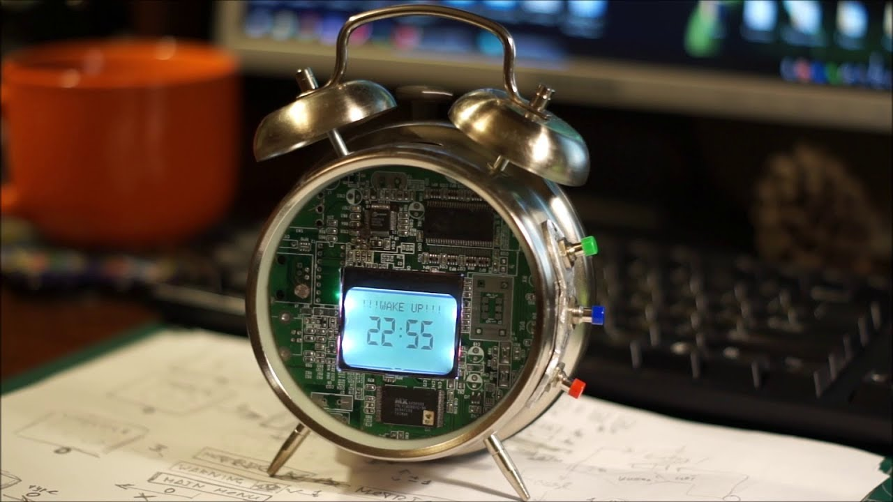 Weather Forecast Clock Using Old Alarm and Arduino: 13 Steps