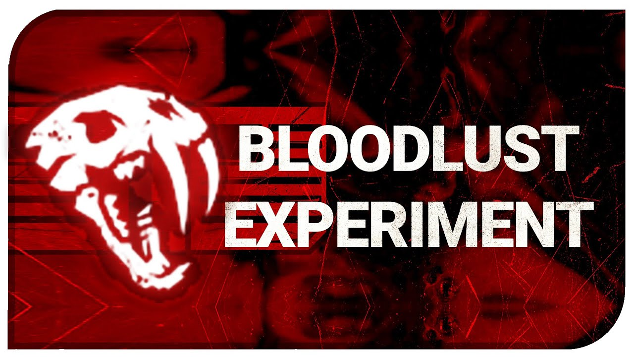 Bloodlust Dbd