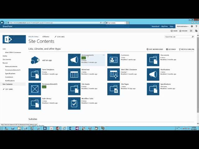 Developing Sharepoint 2013 Workflows With Sharepoint Designer Youtube
