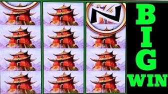 Wonder 4 Wild Panda Slot Machine $10 Max Bet Bonuses & BIG WIN | Live Slot Play w/NG Slot