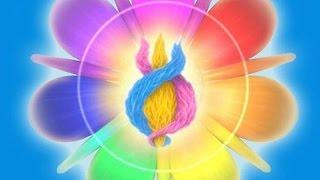 Soin de reconnexion à la Triple Flamme et au chakra du Thymus