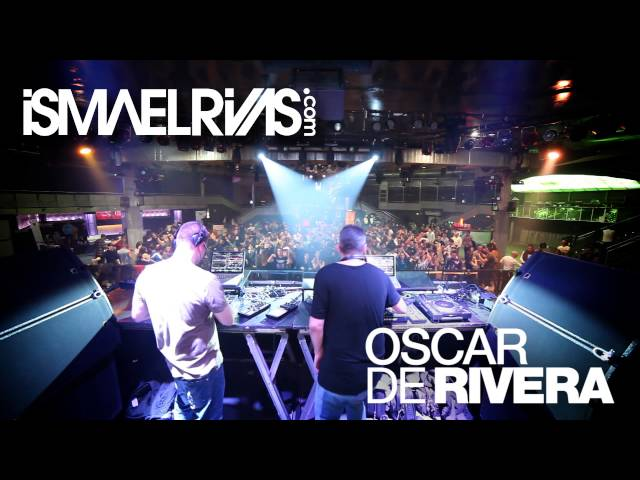 Ismael Rivas & Oscar de Rivera @ Stereo On tour - La Riviera  02MAR2013