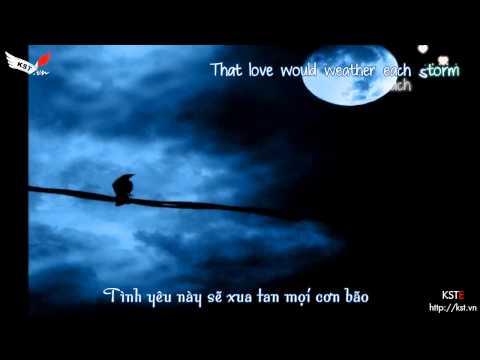 kstvn] Song For A Stormy Night - Secret Garden- Steinar Albrigtsen - [Vietsub by mem] II
