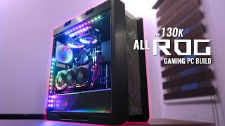 VLOG: Php130K All ROG Gaming PC Build I Ryzen 7 3700x I ROG Strix RTX 2080 OC [Ph]