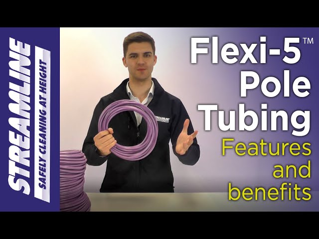 Flexi-5™ Pole Tubing
