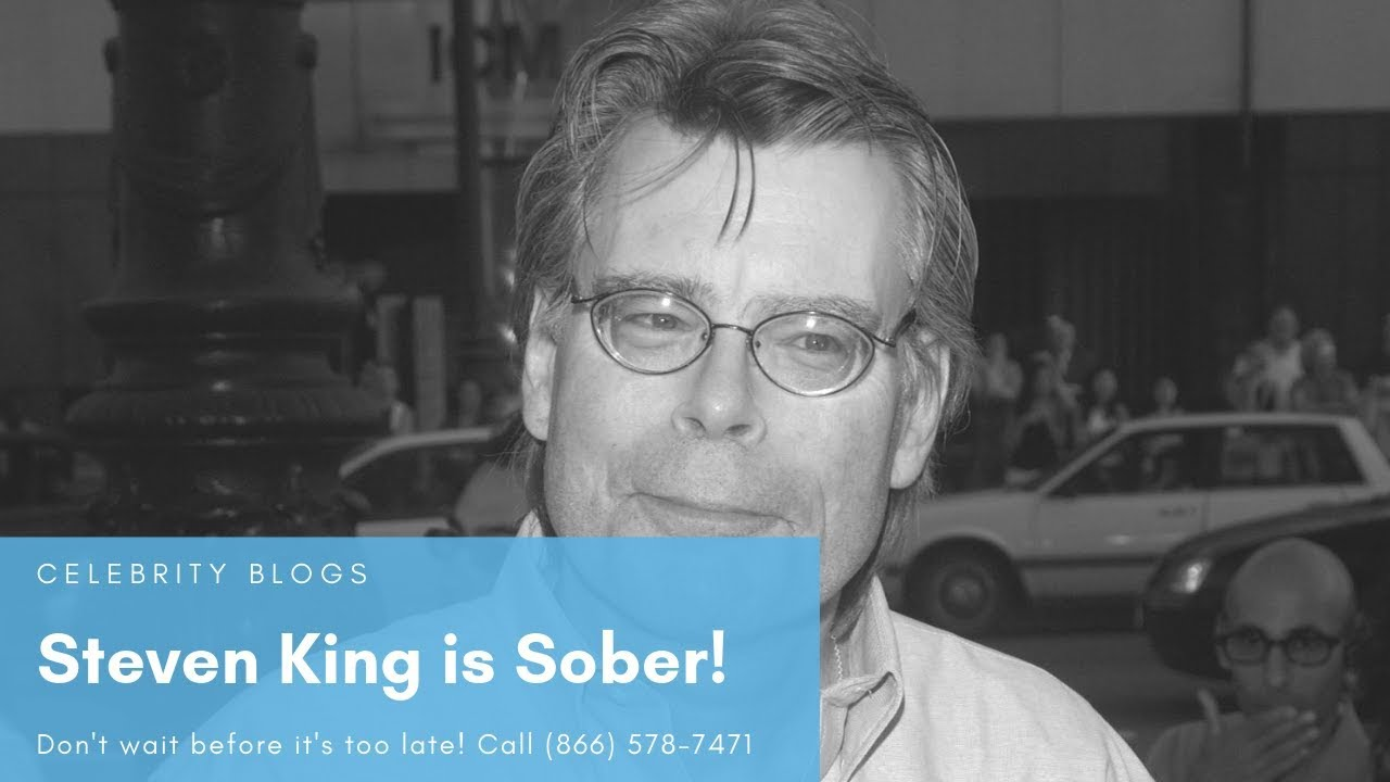 Stephen King: Alcoholism, Drug Addiction and Fame - Detox To