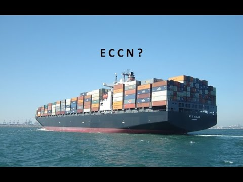 What is an ECCN?