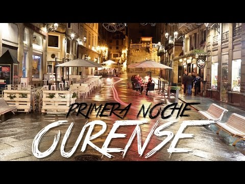 🇪🇸 PRIMERA NOCHE & HOTEL MIÑO - OURENSE - ESPAÑA #18 - 2017 - Vlog, Turismo, Documental