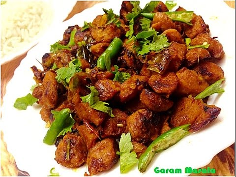 Soybean Chunks Fry / Meal maker Fry - YouTube