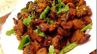 Soybean Chunks Fry / Meal maker Fry