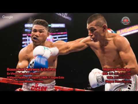 Boxeo Con Cebreros & Encinas   Episodio #81   Canelo Golovkin En Septiembre