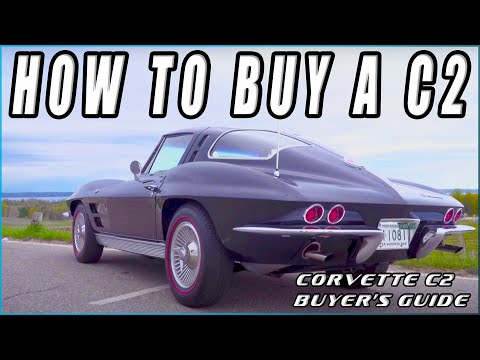 Chevrolet Corvette C2 | Buyer's Guide