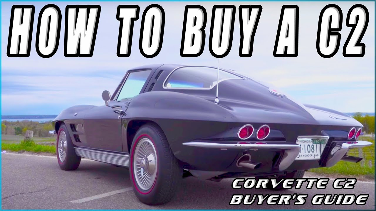 Chevrolet Corvette C2 | Buyer\'s Guide - YouTube
