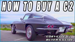 Chevrolet Corvette C2 | Buyer's Guide