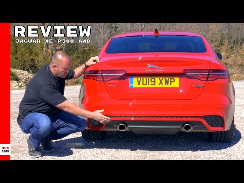 2020 Jaguar XE P300 AWD R Dynamic S Review & Test Drive