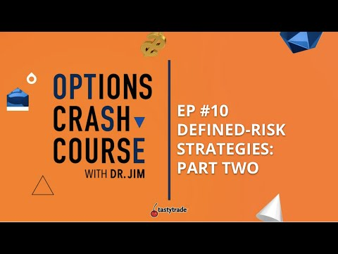 Options Strategies: Vertical Spreads & Iron Condors Part 2 | Options Crash Course