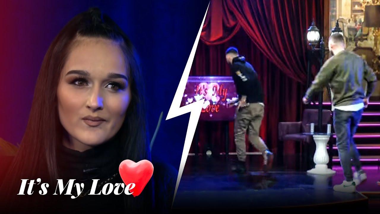 Download Rikthehet Qendresa, Berati dhe Altini dalin nga emisioni - It's My Love 08