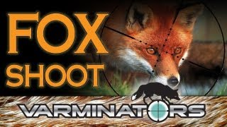 Varminators: Walked Up Fox Shooting