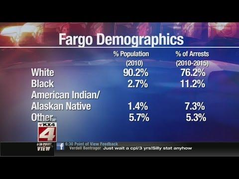 Crime In Fargo: Stats By Race
