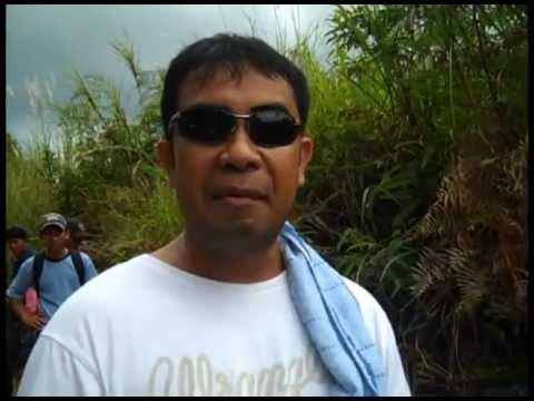 South Team ng IFFEM pinigilan ng mga gwardiya ng Philex sa Hinoba-an, Negros Occidental