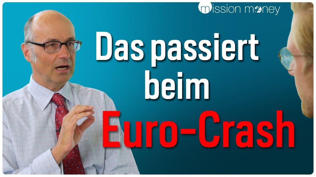 Andreas Beck: So läuft es, wenn der Euro Corona nicht überlebt // Mission Money